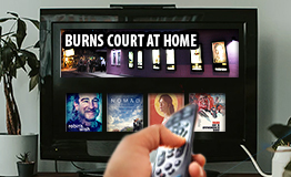 Burns Court At Home